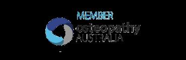 Osteopathy Australia Member Logo